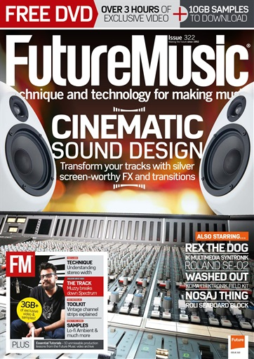 Future Music Digital Issue