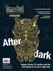 Time Out Singapore issue September 2017