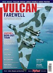 Vulcan Farewell issue Vulcan Farewell