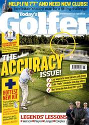 Today's Golfer issue October 2017