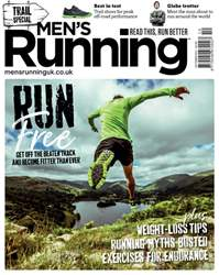 Men's Running issue Oct-17