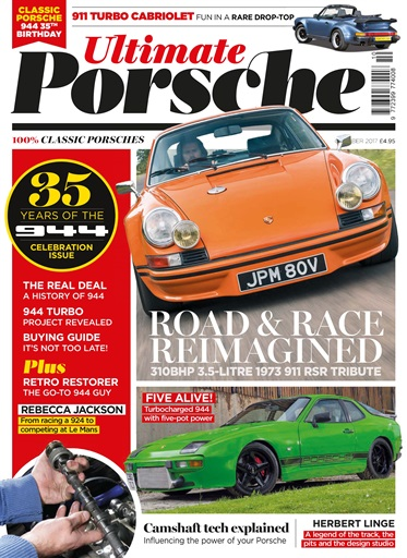Ultimate Porsche Preview