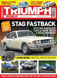 Triumph World issue Oct/Nov 17
