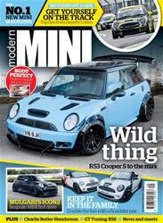 Modern Mini issue No. 87 Wild Thing