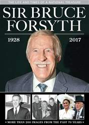 Sir Bruce Forsyth - The life and times of a national treasure issue Sir Bruce Forsyth - The life and times of a national treasure