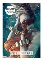 House of Coco issue Vol 9 The Destination Issue