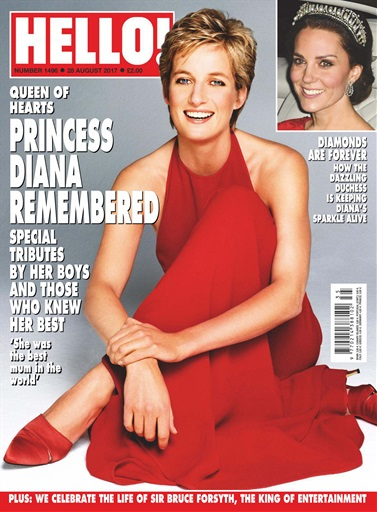 Hello! Magazine Preview