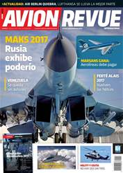 Avion Revue Internacional España issue Número  423