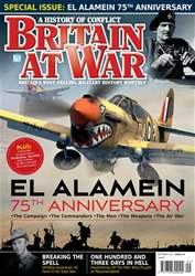 Britain at War Magazine issue  September 2017