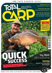 Total Carp issue September 2017