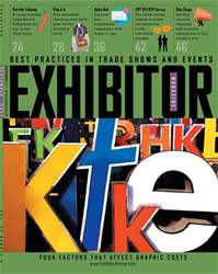 EXHIBITOR September 2017 issue EXHIBITOR September 2017