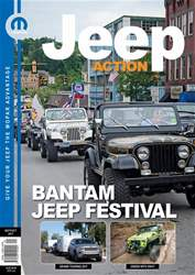 Jeep Action issue Sept October 2017