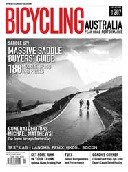 Bicycling Australia issue Bicycling Australia September/October 2017