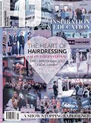 Hairdressers Journal issue September 2017