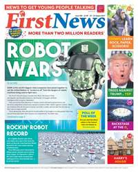 First News Issue 584 issue First News Issue 584