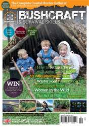 Bushcraft & Survival Skills Magazine issue issue 70