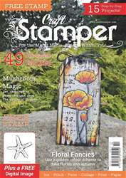 Craft Stamper issue October 2017