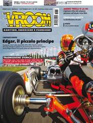 Vroom Italia issue n. 337 Settembre