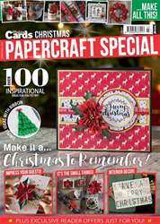 Christmas Papercraft Special 2017 issue Christmas Papercraft Special 2017