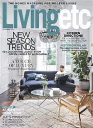 Living Etc issue October 2017