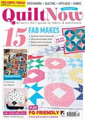 Quilt Now issue Issue 40