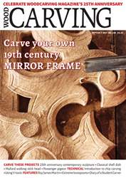 Woodcarving issue Sep/Oct 17
