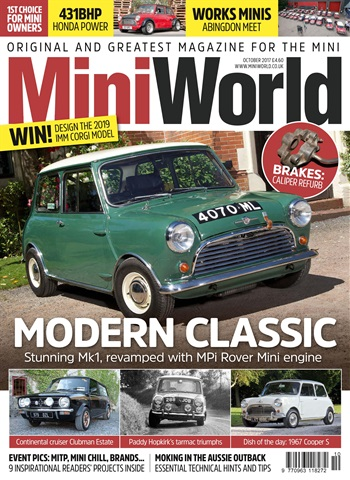 Mini World issue October 2017