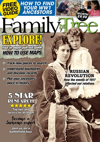 Family Tree issue Family Tree October 2017