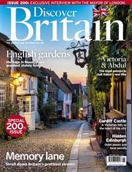 Discover Britain Magazine Cover