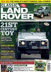 Classic Land Rover Magazine issue   October 2017