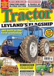 Tractor & Machinery issue Vol. 23 No. 12