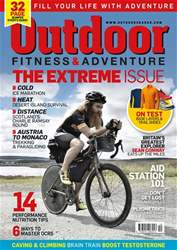 Outdoor Fitness issue October 2017