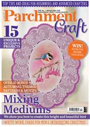 Parchment Craft issue October 2017