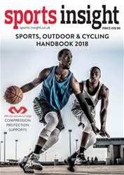 Sports, Outdoor & Cycling Handbook 2018 issue Sports, Outdoor & Cycling Handbook 2018