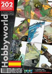 HOBBYWORLD 202 issue HOBBYWORLD 202