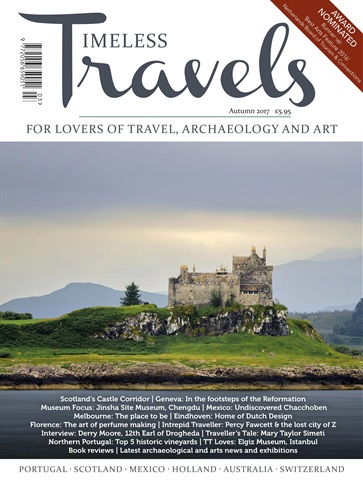 Timeless Travels issue Autumn 2017