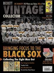 Vintage Collector issue August 2017