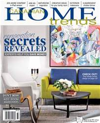 Canadian Home Trends issue Summer 2017