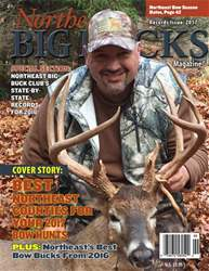 Northeast Big Bucks, Records 2017 issue Northeast Big Bucks, Records 2017