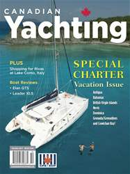 Canadian Yachting issue October 2017