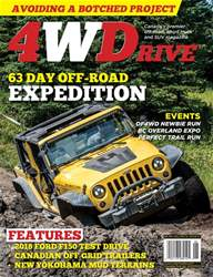 Four Wheel Drive issue Vol 19 Issue 6