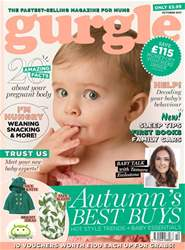 Gurgle Magazine Cover