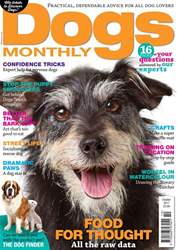 Dogs Monthly issue October 2017