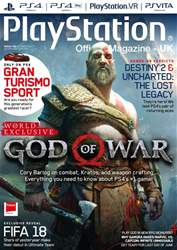 Playstation Official Magazine (UK Edition) issue October 2017