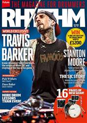 Rhythm issue September 2017