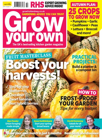 Grow Your Own issue Oct-17