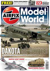Airfix Model World issue Airfix Model World