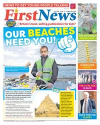 First News Issue 585 issue First News Issue 585
