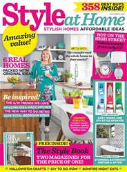 Style at Home issue October 2017