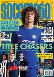 Soccer 360 issue Sept/Oct 2017